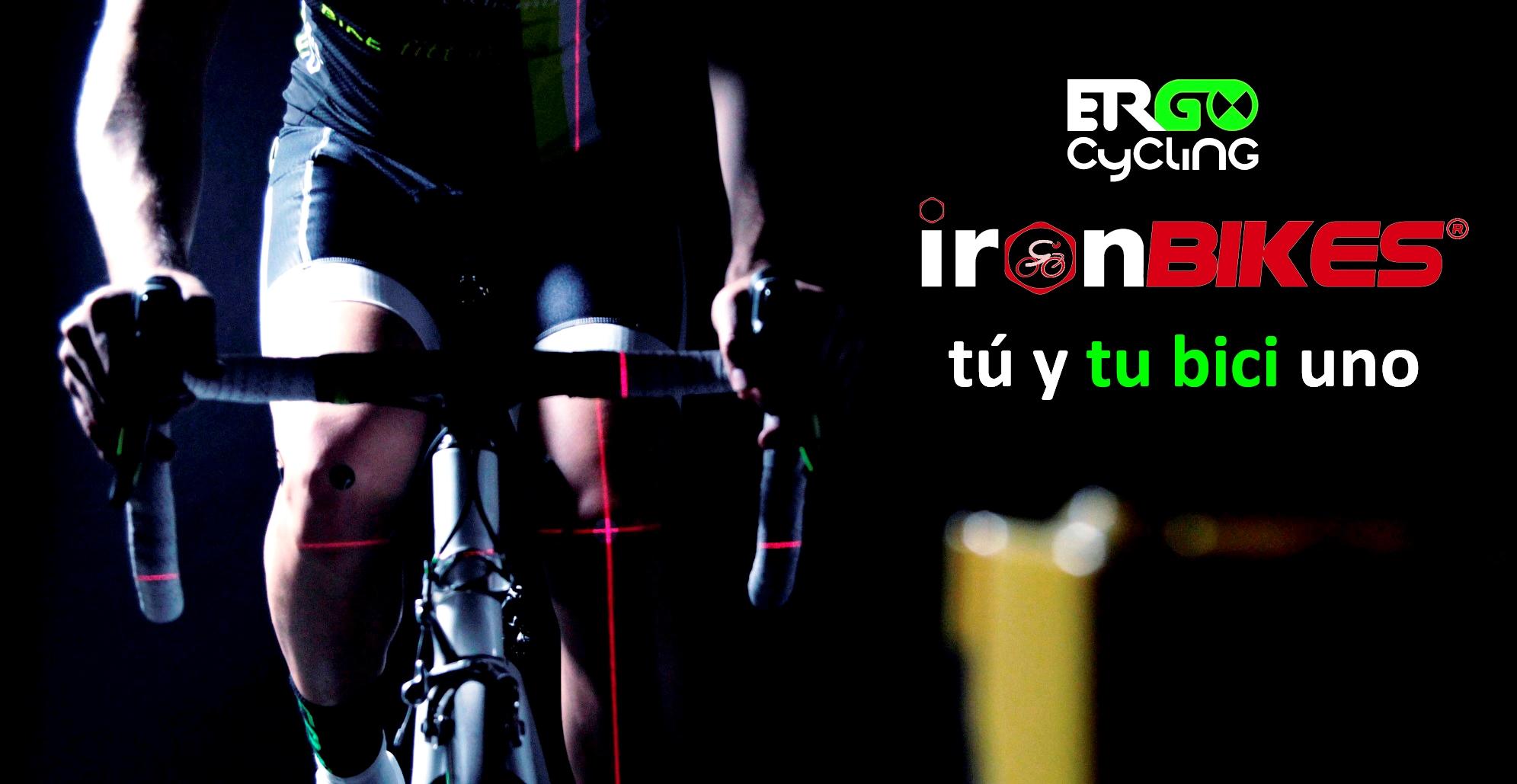 Bikefitting en ironBIKES