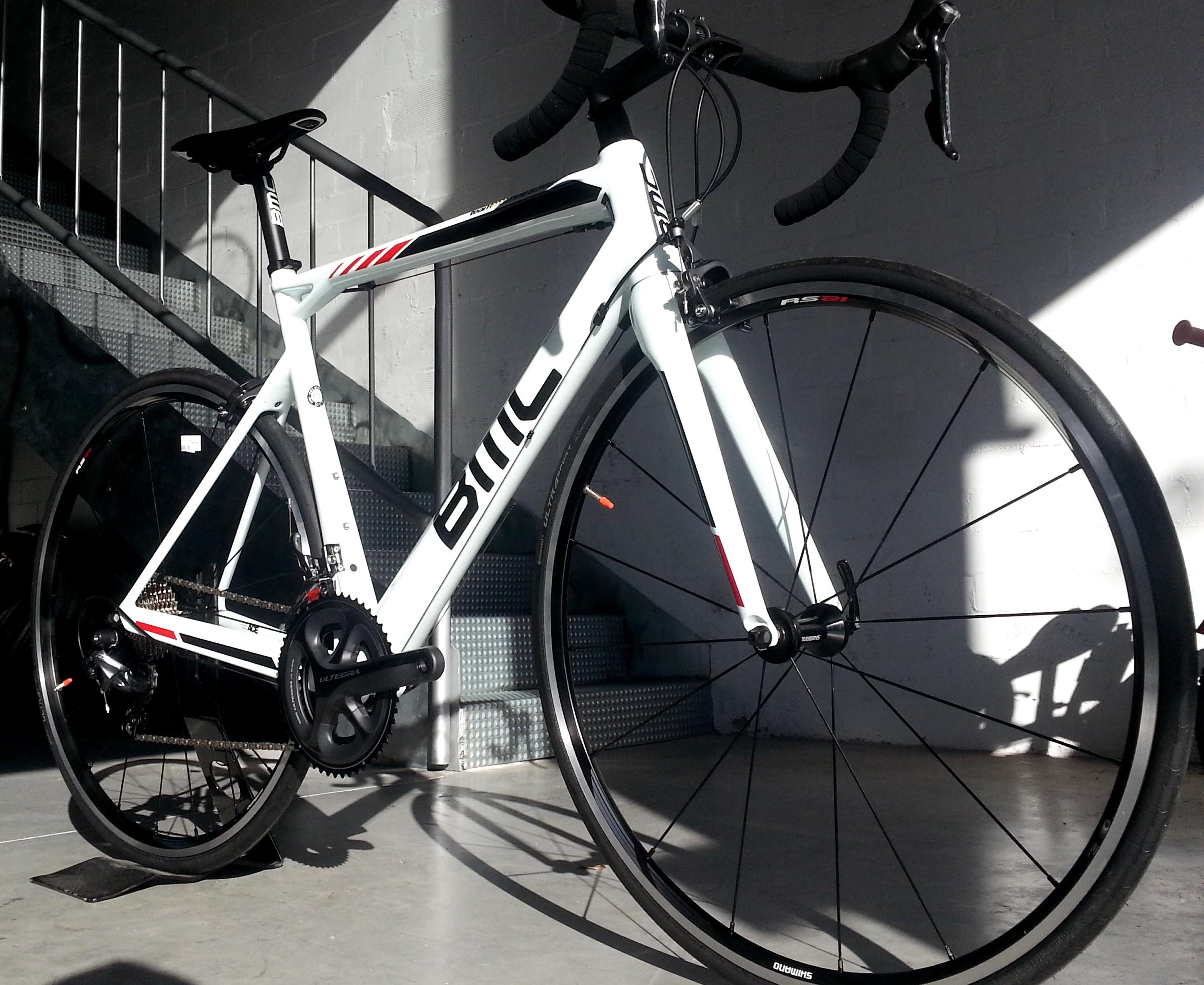 SLR03 Ultegra White