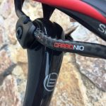 ASTUTE SADDLE and SEATPOST