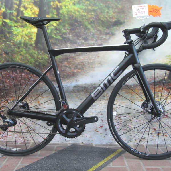 BMC TEAMMACHINE SLR02 DISC TWO CARBON 2019